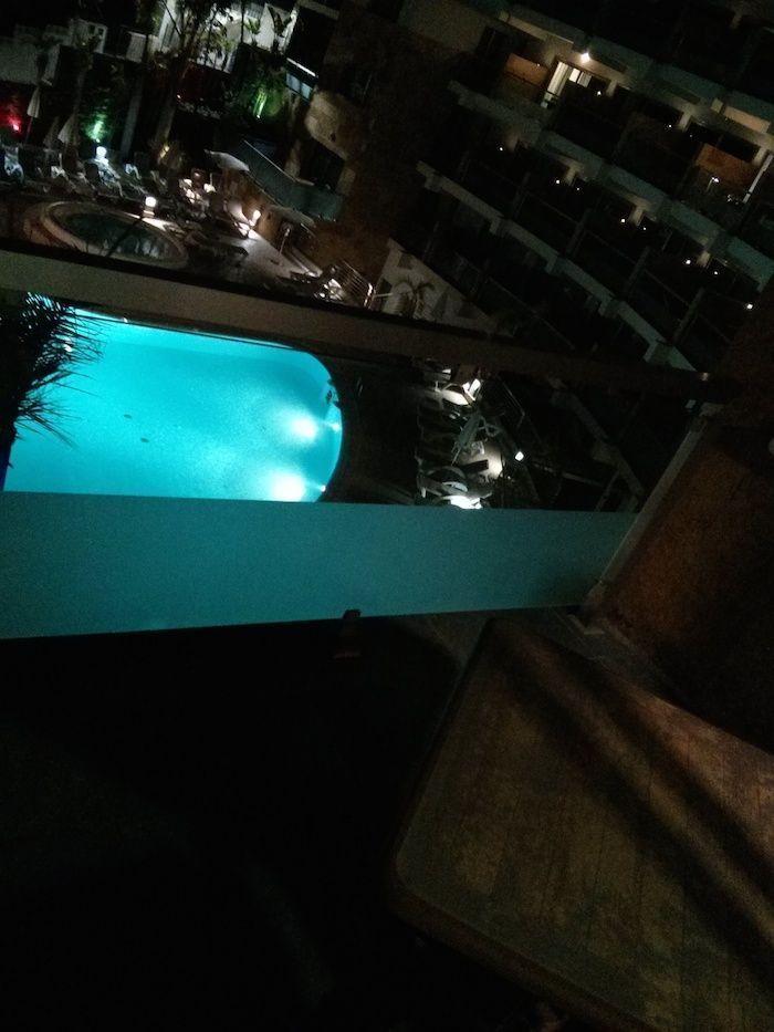 Vistas desde la terraza del apartamento marinasol