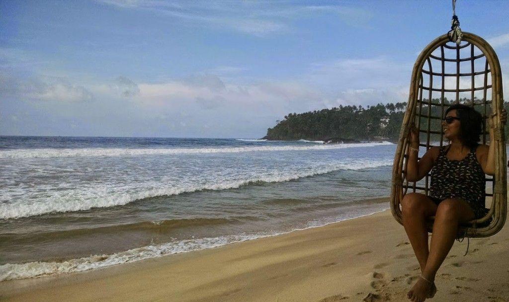 Mirissa Beach ines