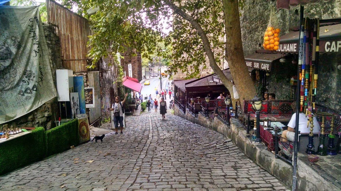 camino al gran bazar 2