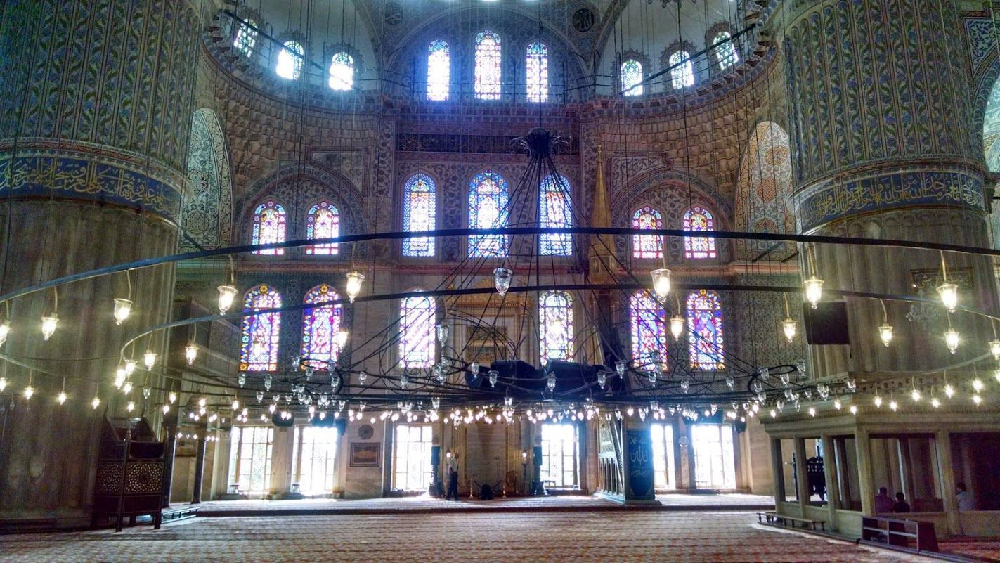 msquita azul dentro 2