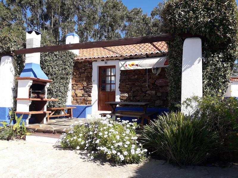 Nuestra casita en Quinta do Sardanito de Trás