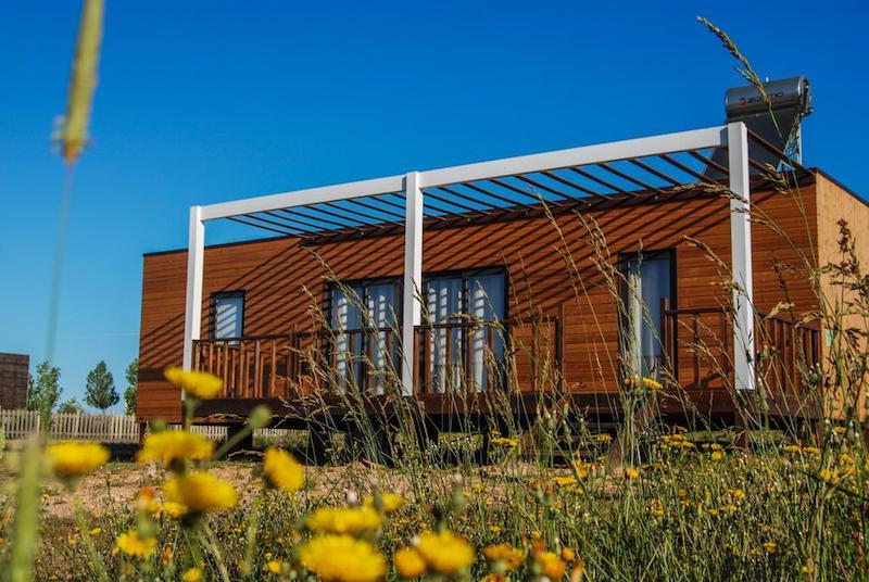 El apartamento sostenible de Zmar