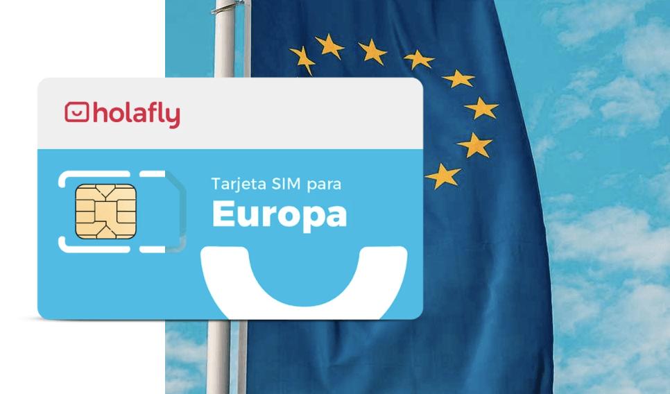 Tarjeta SIM para Europa
