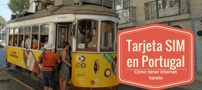 Tarjeta SIM Portugal: cómo tener internet en tu smartphone