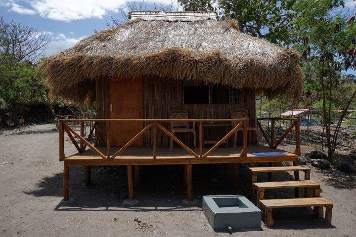 Nuestro bungalow frente al mar en el Atauro Dive Resort, Atauro