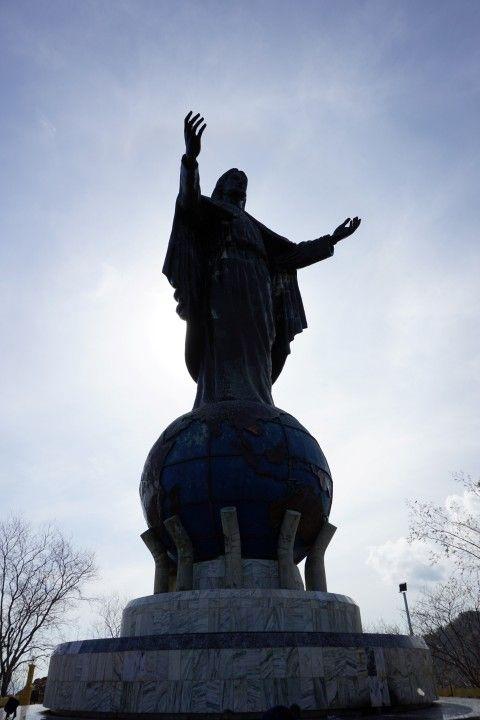 El Cristo Rei de Dili