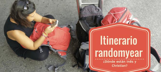 Itinerario de un año por Asia: todos los sitios en los que estuvimos en nuestro #randomyear