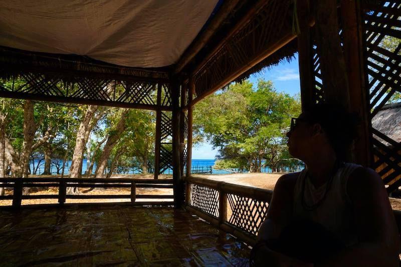 Y merecido relax en los bungalows de Valu Sere, en el Parque Nacional Nino Konis