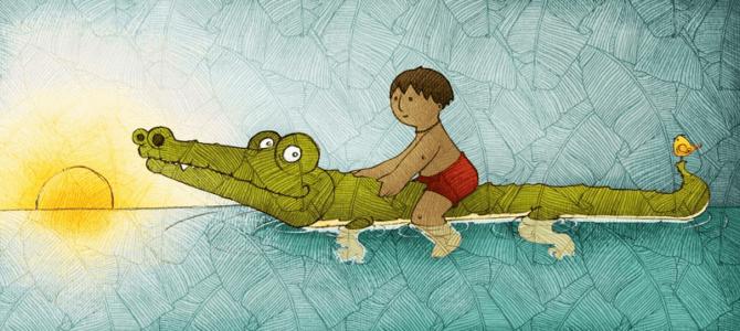 Timor, la isla que antes de ser isla ¡fue un cocodrilo!