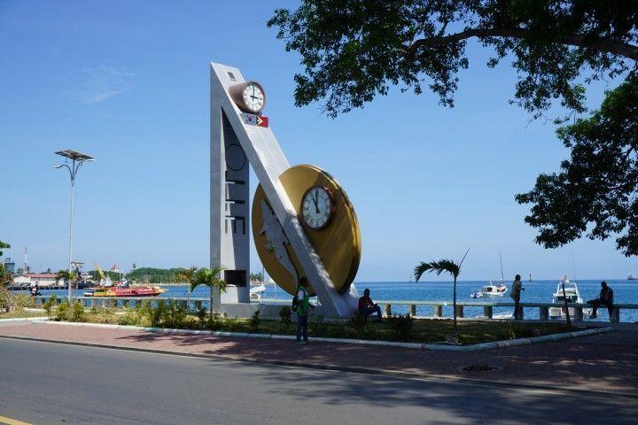 Paseo marítimo de Dili