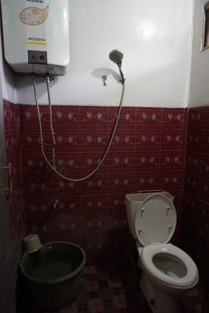 baño del watugana bungalow