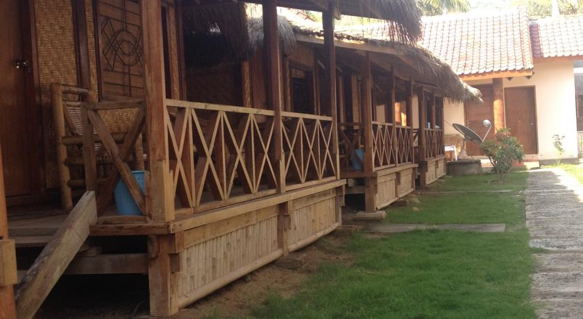 Bungalow en Kuta Bay Homestay en Kuta Lombok