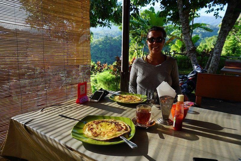 Desayuno Pondok Guru Baktic Cottage