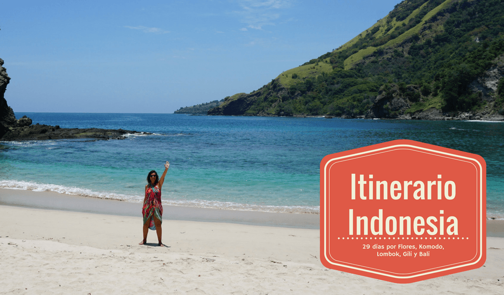 Itinerario por Indonesia: Flores, Komodo, Lombok, Gili y Bali