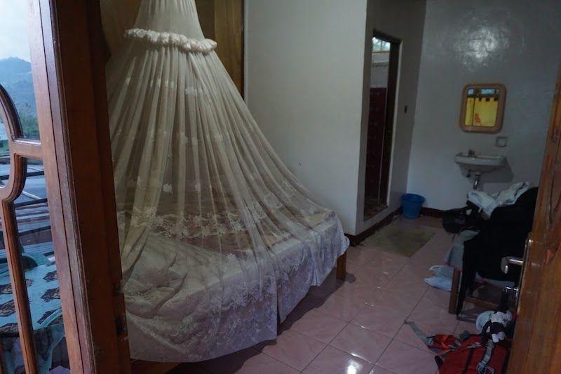 habitación amplia watugana bungalow
