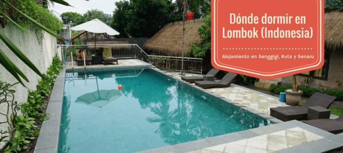 Alojamientos en Lombok (Indonesia)