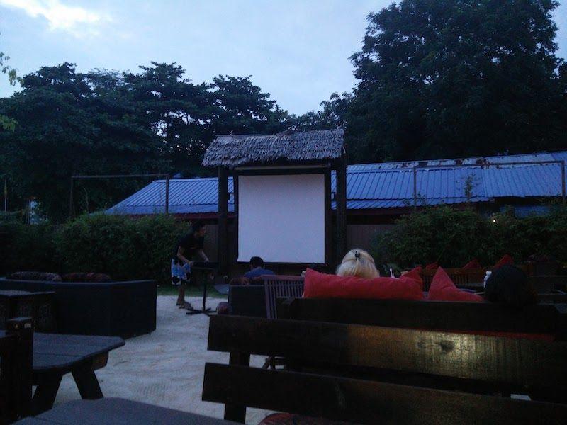 Cine Verano Ombak Resort Perhentian Island