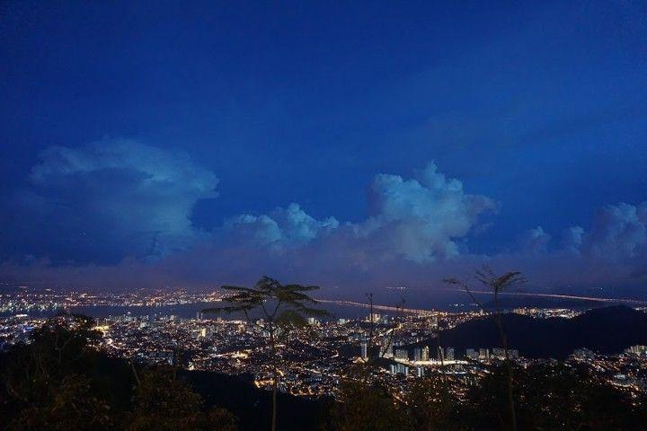 Vistas de Penang Hill
