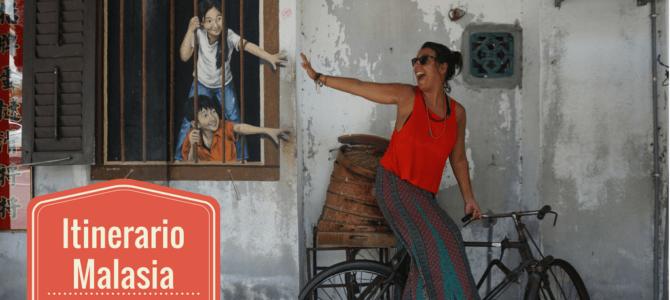Iitinerario de viaje a Malasia de 29 días (costa oeste)