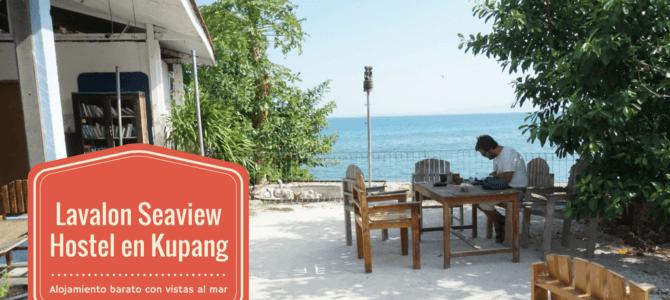 Lavalon Seaview Hostel, alojamiento barato en Kupang con vistas al mar