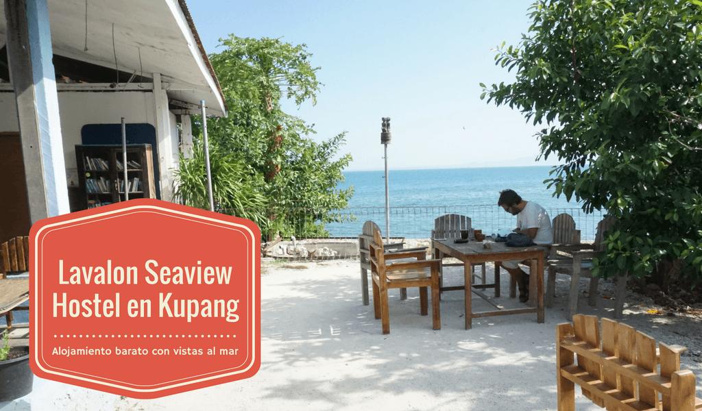 Lavalon Seaview Hostel, alojamiento barato en Kupang