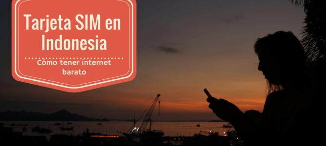 Tarjeta SIM Indonesia: Cómo tener internet en tu smartphone