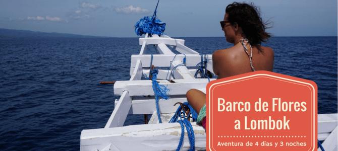 Barco de Flores a Lombok (o islas Gili): dragones de Komodo, playas paradisíacas y snorkel con mantas
