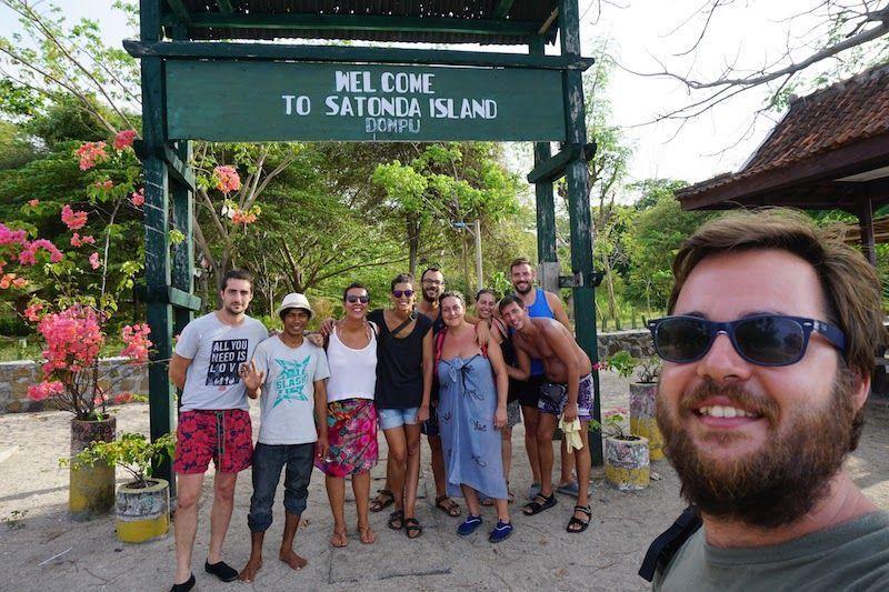 Entrada Satonda Island