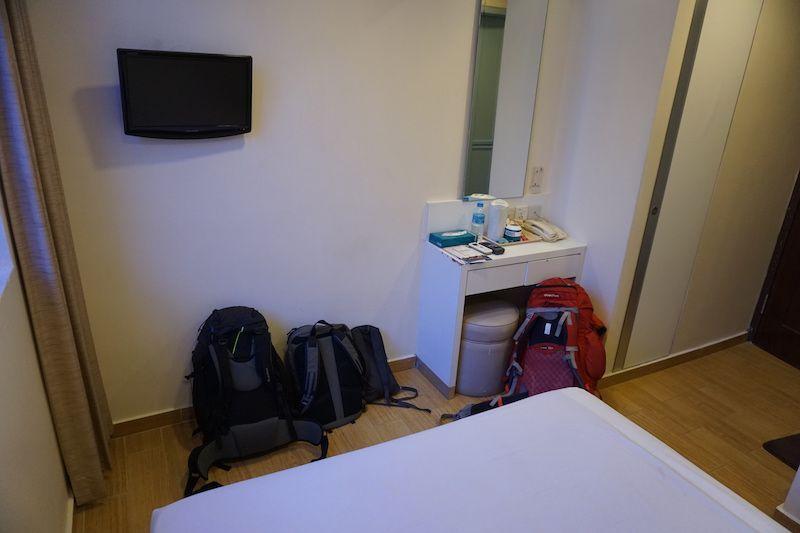 Habitación Hotel 81 Cosy Singapur