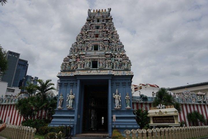 Templo en Little India