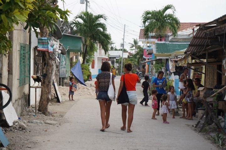 Malapascua, una pequeña isla encantadora donde se respira tranquilidad y muy poco turismo. Nuestra favorita de las visitadas.