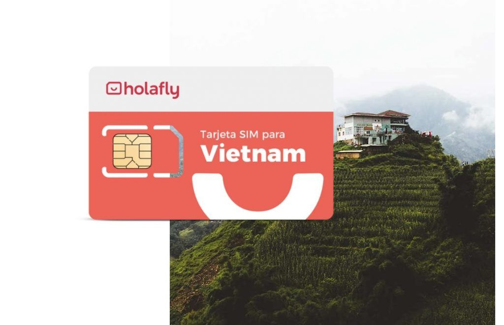 Tarjeta SIM Vietnam de Holafly