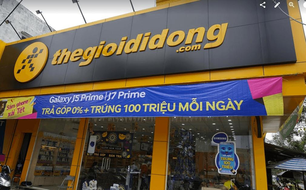 Tienda thegioididong vietnam