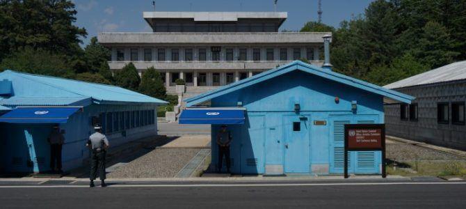 Tour JSA+DMZ: Visitamos la frontera entre Corea del Norte y Corea del Sur