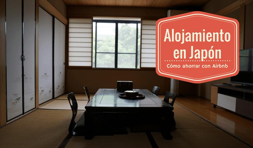 Alojamiento en Japón con Airbnb