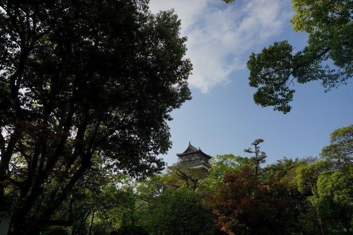 El Castillo de Hiroshima