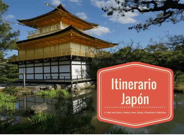 El impresionante templo dorado, en Kyoto.