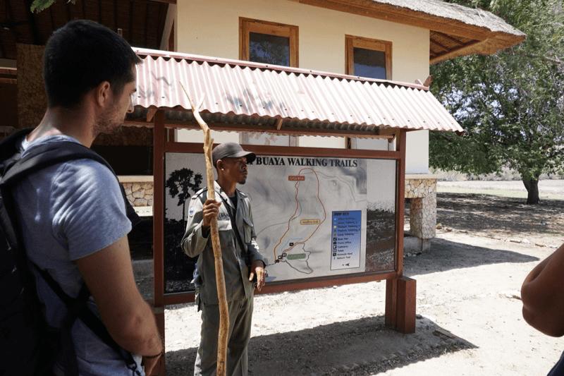 Guía Parque Nacional de Komodo