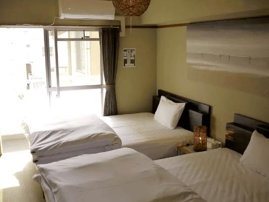 Habitación en Hiroshima