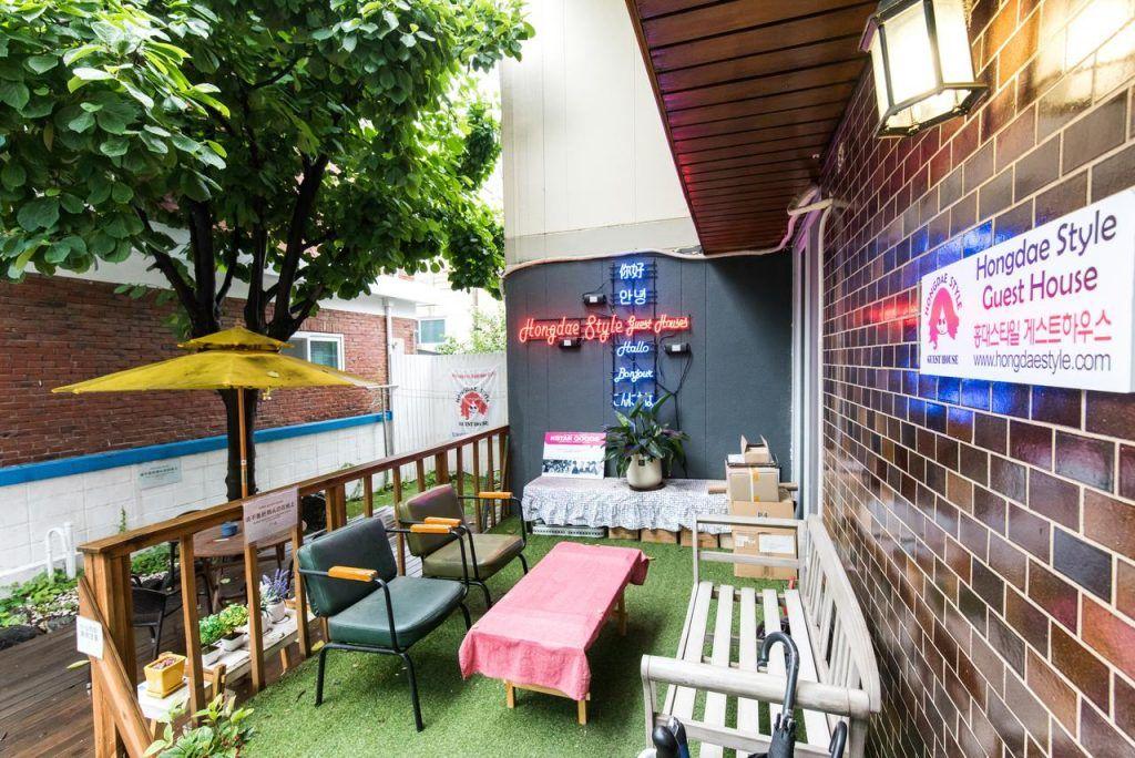 Hongdae Style Guesthouse en Seul