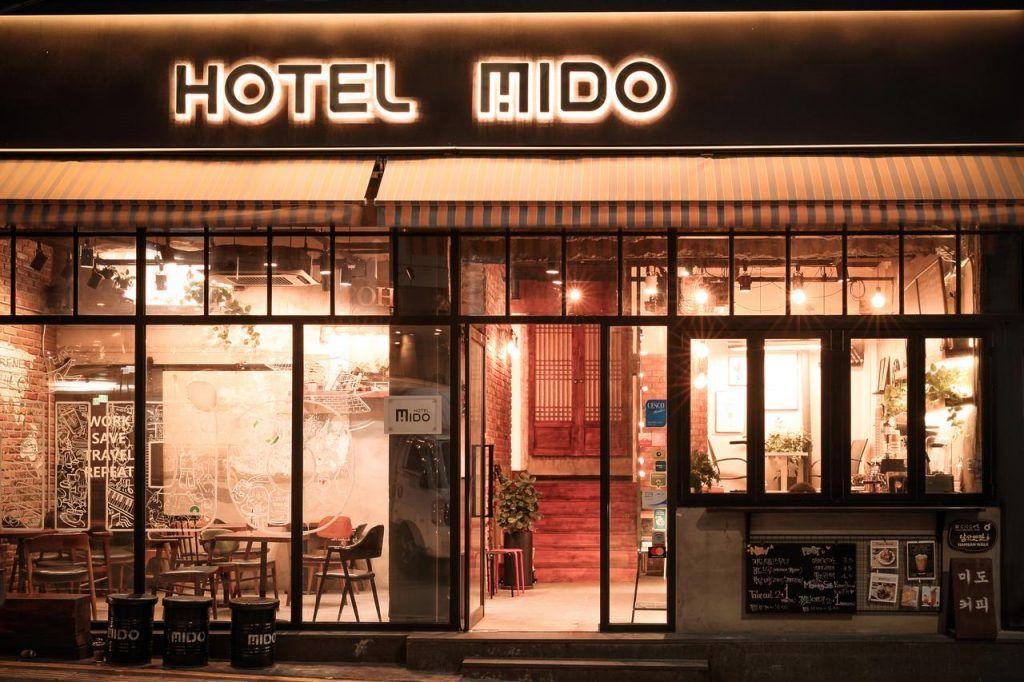 Hotel Mido en Seul