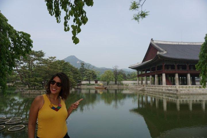Palacio Gyoengbokgung, el más grande de la capital
