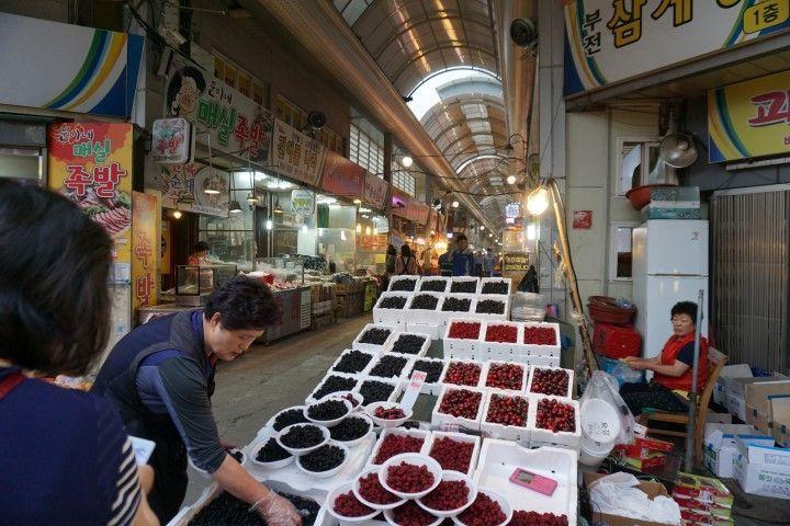 Mercado en frente al J Motel