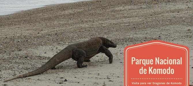 Visita al Parque Nacional de Komodo, para ver a los Dragones de Komodo