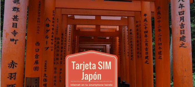 Tarjeta SIM Japón o router wifi: cómo tener internet en tu smartphone