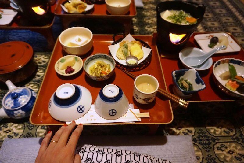 La cena vegetariana