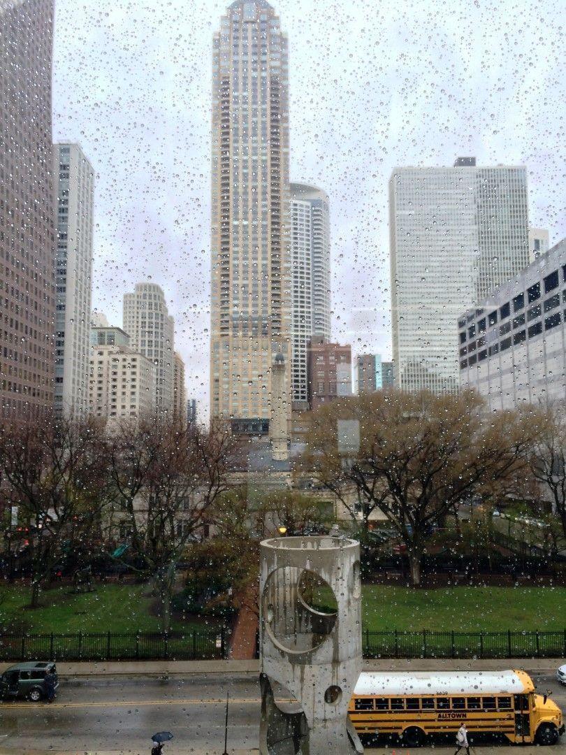 Vistas desde el Museo de Arte Contemporáneo y el Centro Cultural.