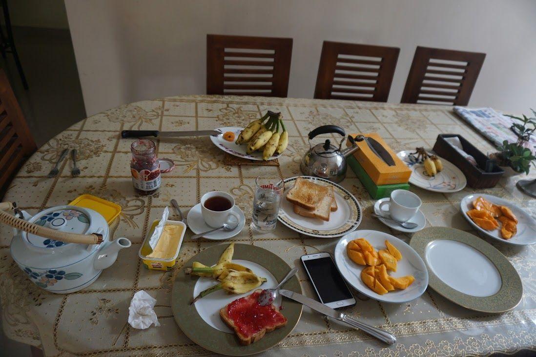 alojamiento-kurunegala-desayuno
