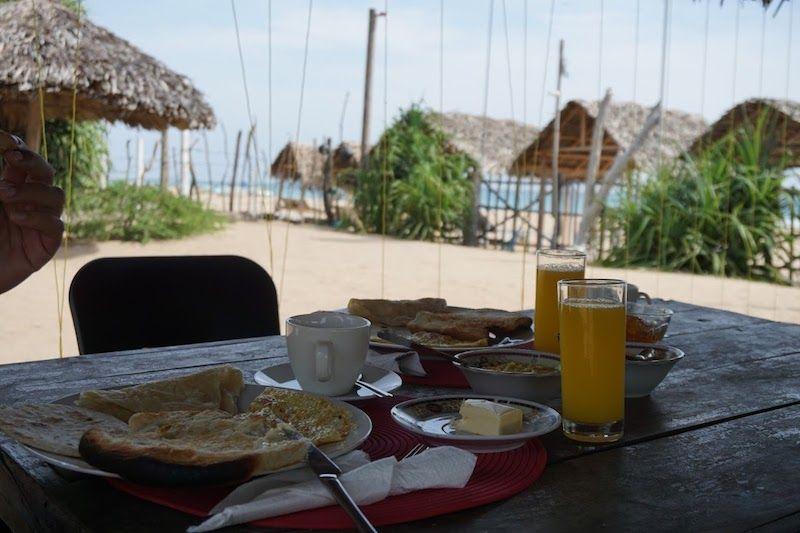 alojamiento-nilaveli-desayuno