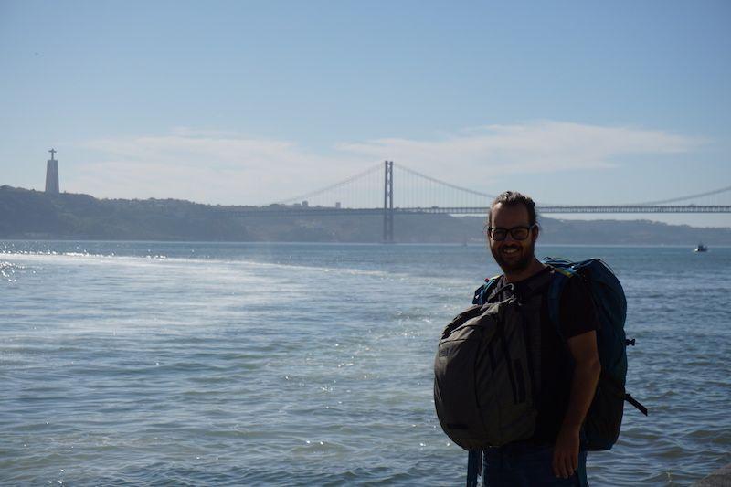 A punto de irnos #Lisboa, nuestra #RandomBase estos meses, a pasar el finde a explorar #Évora 😍, en el corazón de Alentejo...